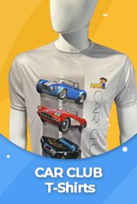 CAR-CLUBT-Shirts